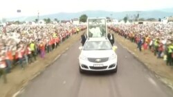 Visita de Papa Francisco a Villavicencio Colombia