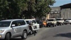 聯合國觀察員試圖前往敘利亞屠殺現場