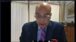 Repòtaj Jean Robert Philippe sou Rapò Misyon l OEA ki te Vizite Ayiti ant 8 ak 10 Jen 2021