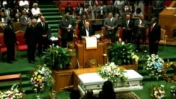 Freddie Gray Laid to Rest in Baltimore