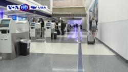 Mỹ: Bị cấm bay vì mặc quần tất (VO60)