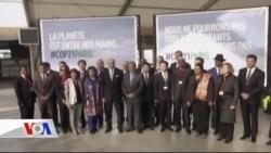 Fransa BM İklim Konferansı'na Hazırlanıyor
