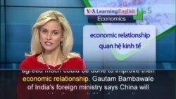 Anh ngữ đặc biệt: China - India (VOA-Econ)