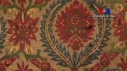 Washington'daki Tekstil Müzesi'nde Osmanlı Rüzgarı