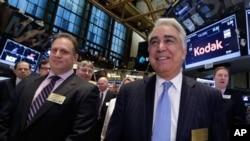 Pasar saham Amerika, Wall Street kembali bergairah pekan ini (foto: ilustrasi).