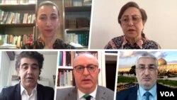 Webinar Iran human rights minorities