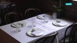 Рестораны Нью-Йорка готовятся к открытию