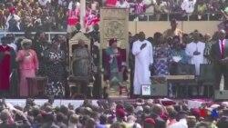 George Weah prête serment comme président du Liberia (vidéo)