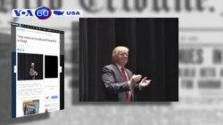 Ông Trump có thể khiến Mỹ nợ thêm hàng ngàn tỉ đô la (VOA60)