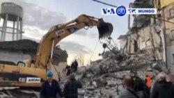 Manchetes Mundo 26 Novembro 2019: Terra tremeu na Albânia
