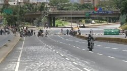 Venezuela se paraliza por 24 horas