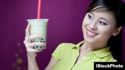 Boba, or bubble, tea bars are growing in popularity among Asian Americans