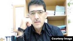 Bloger Hayotxon Nasriddinov