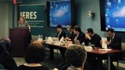 The First Uzbekistan Initiative Workshop, Central Asia Program, GWU, April 6, 2015 - Session 1