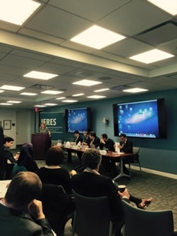 The First Uzbekistan Initiative Workshop, Central Asia Program, GWU, April 6, 2015 - Session 1