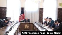 افغان ولسمشر نن په ارګ د پاکستان د بهرنیو چارو له وزیر سره وکتل
