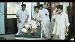 পাকিস্তানে যুক্তরাষ্ট্রের ড্রোন আক্রমণে ১৮ জন নিহত