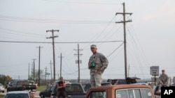 Deadly Shooting at Fort Hood, Texas