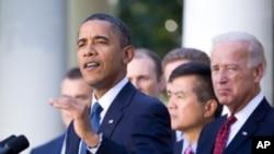 O Presidente Obama Desafiou Novamente Congressistas Republicanos