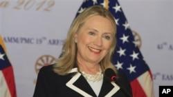 Ngoại trưởng Hoa Kỳ Hillary Clinton loan báo Hoa Kỳ sẽ cấp viện trợ cho 5 nước ASEAN nhằm hỗ trợ các chương trình giáo dục, y tế, và môi trường