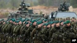 Litva askarlari