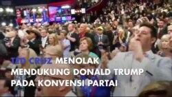 Ted Cruz Tolak Dukung Trump