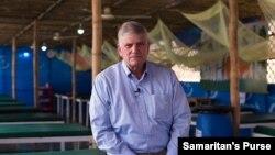 프랭클린 그레이엄 사마리탄스퍼스 대표. 사진 제공: Samaritan's Purse.
