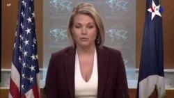 ABŞ Rusiya aqresiyası qarşısında Ukraynanı dəstəkləyir