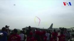 Çin Yeni Hayalet Uçağını Tanıttı