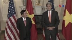 Việt Nam muốn Mỹ dỡ bỏ hoàn toàn lệnh cấm bán vũ khí sát thương