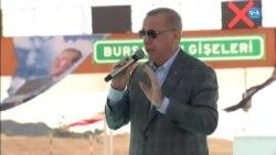 Erdoğan: 'Fırat'ın Doğusuna Gireceğiz'