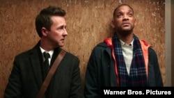«ویل اسمیت» و «ادوارد نورتون» در «زیبائی جانبی» از «دیوید فرنکل» New Line Cinema