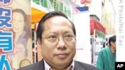 香港中国维权律师关注组主席何俊仁(资料照片)