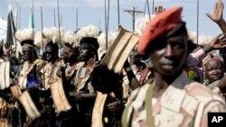 Sojojin kasar Sudan.