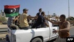Slavlje u Libiji nakon osvajanja Tripolija