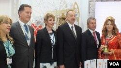 İlham Əliyev Türkiyə Petrollarında