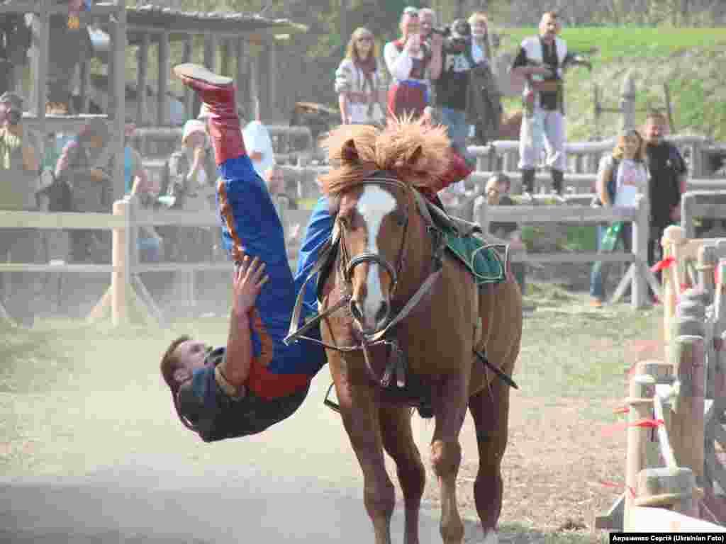 Фестиваль кінно-трюкового мистецтва