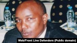 Ernest Manirumva yahoze ari icegera c'uwurongoye OLUCOME