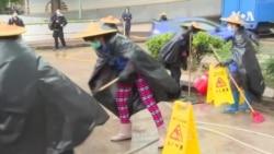 香港疑似出現社區群聚感染武漢肺炎