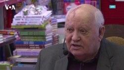 Горбачеву исполнилось 90