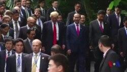 Xalqaro hayot - 13-noyabr, 2017-yil - Tramp-Putin uchrashuvi
