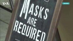 CDC рекомендуют всем американцам возобновить ношение масок
