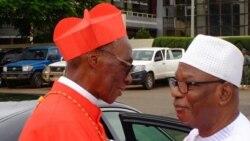 Cardinal Jean Zerbo Seguina Mali La!!