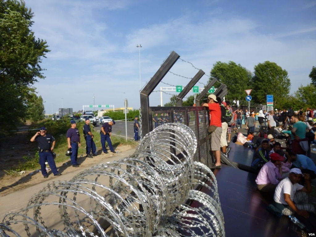 Hungary's PM to decide by Friday on Croatia border closure