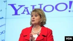 Carol Batrz dipecat sebagai CEO Yahoo Selasa lalu. Posisinya sementara digantikan oleh Tim Morse mantan CFO (foto:dok).