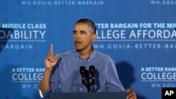 Serokê Amerîkî Barack Obama