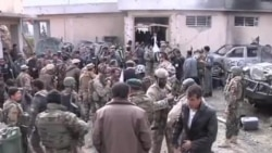阿富汗地區長官爆炸中身亡