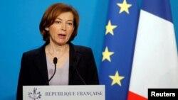 Bà Florence Parly, người đứng đầu lực lượng vũ trang Pháp.