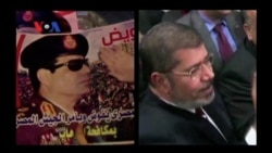 Egypt's Media, the Military Version (VOA On Assignment Nov. 15)
