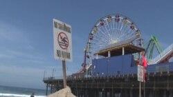 รัฐแคลิฟอร์เนียพัฒนาระบบเตือนภัยคุณภาพน้ำตามชายหาด